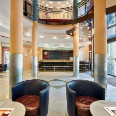 Austria Trend Hotel Lassalle Wien интерьер отеля фото 3