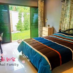 Отель Thai Family Rawai Pool Villa комната для гостей фото 4