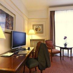 Отель Le Plaza Brussels Бельгия, Брюссель - 1 отзыв об отеле, цены и фото номеров - забронировать отель Le Plaza Brussels онлайн удобства в номере