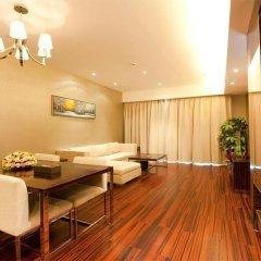 Отель Yishang Baoli Shimao International Apartment Китай, Гуанчжоу - отзывы, цены и фото номеров - забронировать отель Yishang Baoli Shimao International Apartment онлайн спа фото 2