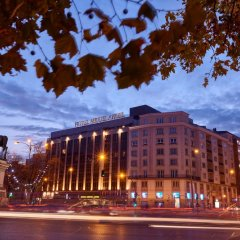 Отель Miguel Angel by BlueBay Испания, Мадрид - 2 отзыва об отеле, цены и фото номеров - забронировать отель Miguel Angel by BlueBay онлайн вид на фасад