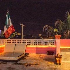 Отель Agavero Hostel Мексика, Канкун - отзывы, цены и фото номеров - забронировать отель Agavero Hostel онлайн пляж