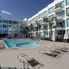 Апартаменты Coralli Spa Протарас бассейн