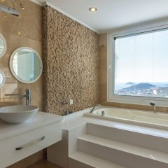 Villa Kiziltas 2 Турция, Калкан - отзывы, цены и фото номеров - забронировать отель Villa Kiziltas 2 онлайн ванная