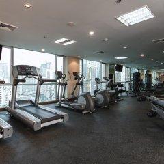 Отель Adelphi Suites Bangkok фитнесс-зал фото 2