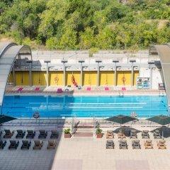 Отель Tryp Madrid Airport Suites бассейн фото 3