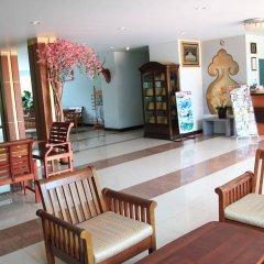 Отель Aonang Silver Orchid Resort гостиничный бар