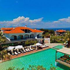 Отель Flegra Palace бассейн фото 2