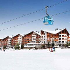 Отель Kempinski Hotel Grand Arena Болгария, Банско - 2 отзыва об отеле, цены и фото номеров - забронировать отель Kempinski Hotel Grand Arena онлайн спортивное сооружение