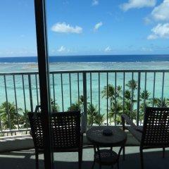 Отель Fiesta Resort Тамунинг балкон
