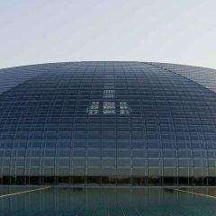 Отель Novotel Beijing Xinqiao Китай, Пекин - 9 отзывов об отеле, цены и фото номеров - забронировать отель Novotel Beijing Xinqiao онлайн бассейн