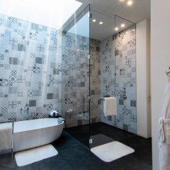 Отель The Oberoi Beach Resort Al Zorah ОАЭ, Аджман - 1 отзыв об отеле, цены и фото номеров - забронировать отель The Oberoi Beach Resort Al Zorah онлайн ванная фото 2