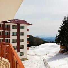 Отель Forest Nook Пампорово балкон
