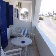 Отель Nefeli Villa Греция, Остров Санторини - отзывы, цены и фото номеров - забронировать отель Nefeli Villa онлайн балкон