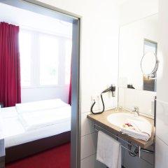 Отель City Aparthotel München Германия, Мюнхен - 2 отзыва об отеле, цены и фото номеров - забронировать отель City Aparthotel München онлайн ванная фото 2