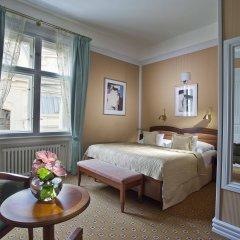 Hotel Paris Prague комната для гостей