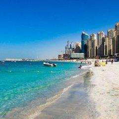 Media One Hotel Dubai пляж фото 2