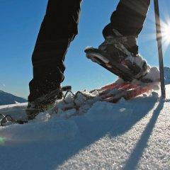 Отель Alpenland Италия, Горнолыжный курорт Ортлер - отзывы, цены и фото номеров - забронировать отель Alpenland онлайн спортивное сооружение