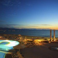 Отель Krystal Vallarta пляж фото 2