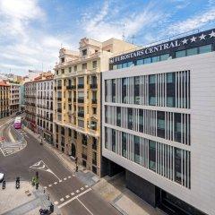 Hotel Eurostars Central балкон
