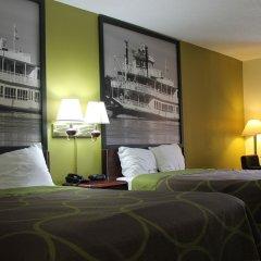 Отель Howard Johnson by Wyndham Vicksburg сауна