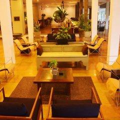 Отель The Blue Water Шри-Ланка, Ваддува - отзывы, цены и фото номеров - забронировать отель The Blue Water онлайн интерьер отеля фото 2