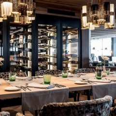 Отель Alpenhotel Enzian Зёльден помещение для мероприятий
