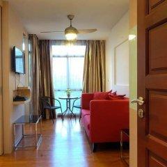 Отель iCheck inn Residences Patong 3* Стандартный номер разные типы кроватей фото 16