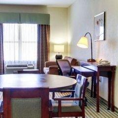 Отель Comfort Suites Vicksburg США, Виксбург - отзывы, цены и фото номеров - забронировать отель Comfort Suites Vicksburg онлайн в номере фото 2