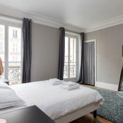 Апартаменты Jussieu - Latin Quarter Apartment комната для гостей фото 4