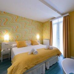 Отель Pensión Ur-alde Сан-Себастьян комната для гостей