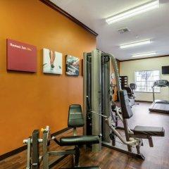 Отель Comfort Suites Galveston США, Галвестон - отзывы, цены и фото номеров - забронировать отель Comfort Suites Galveston онлайн фитнесс-зал фото 3
