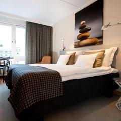 Hotel Birger Jarl 4* Стандартный номер с двуспальной кроватью