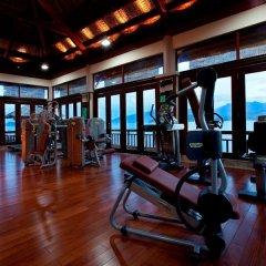 Отель Vinpearl Luxury Nha Trang фитнесс-зал фото 4