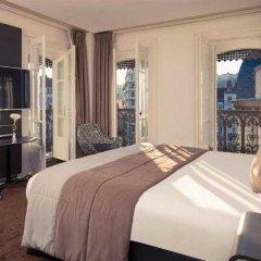 Отель Mercure Lyon Centre Beaux Arts Франция, Лион - отзывы, цены и фото номеров - забронировать отель Mercure Lyon Centre Beaux Arts онлайн комната для гостей фото 4
