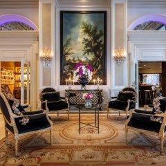 Отель Beverly Hills Plaza Hotel США, Лос-Анджелес - отзывы, цены и фото номеров - забронировать отель Beverly Hills Plaza Hotel онлайн интерьер отеля фото 2