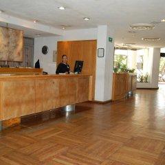 Отель Best Western Plus Puebla интерьер отеля
