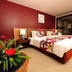 Отель Andaman Cannacia Resort & Spa 4* Стандартный номер разные типы кроватей фото 2