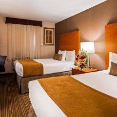 Отель Best Western Kennedy Airport США, Нью-Йорк - 1 отзыв об отеле, цены и фото номеров - забронировать отель Best Western Kennedy Airport онлайн комната для гостей фото 3