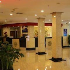 Отель Beijing Exhibition Centre Hotel Китай, Пекин - отзывы, цены и фото номеров - забронировать отель Beijing Exhibition Centre Hotel онлайн интерьер отеля