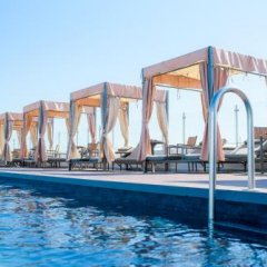 Гостиница Grand Spa Avax бассейн