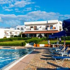 Отель Matheo Villas & Suites Греция, Малия - отзывы, цены и фото номеров - забронировать отель Matheo Villas & Suites онлайн бассейн