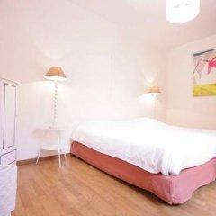 Апартаменты Trone Apartment Брюссель комната для гостей фото 2