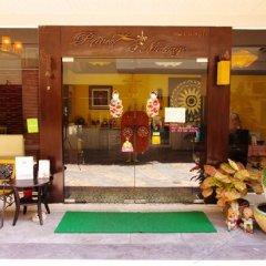 Отель Ninth Place Serviced Residence Бангкок интерьер отеля