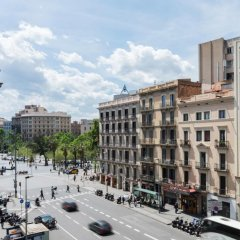 Отель Jazz Испания, Барселона - 1 отзыв об отеле, цены и фото номеров - забронировать отель Jazz онлайн балкон