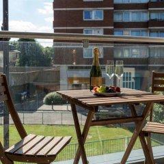 Отель London Bridge City Apartments Великобритания, Лондон - отзывы, цены и фото номеров - забронировать отель London Bridge City Apartments онлайн балкон
