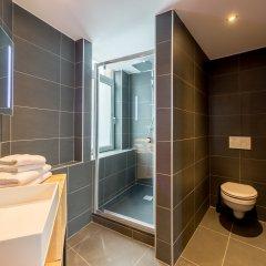 Отель Smartflats City - Grand Sablon Брюссель ванная фото 2