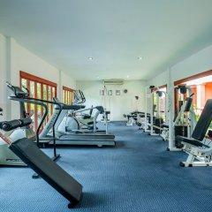 Отель Hyton Leelavadee Пхукет фитнесс-зал