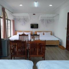Отель Ngoc Bich Guesthouse Вьетнам, Далат - отзывы, цены и фото номеров - забронировать отель Ngoc Bich Guesthouse онлайн комната для гостей фото 4