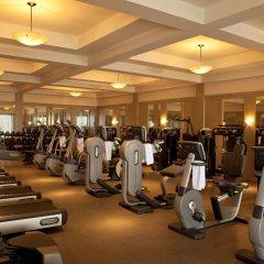 Отель Four Seasons Resort and Residence Anguilla фитнесс-зал